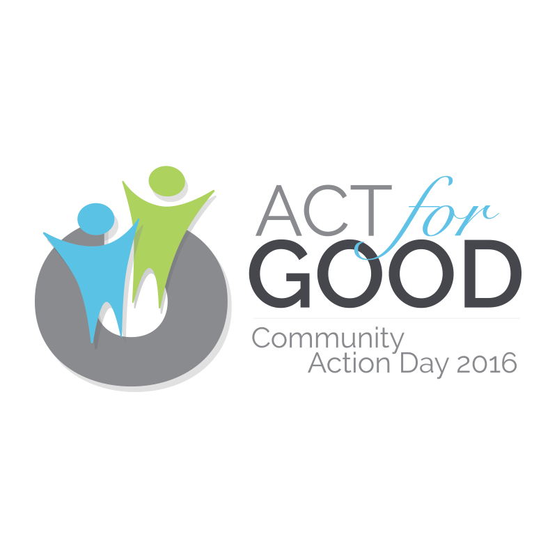 Act-On Software Act For Good Community Action Day 2016 Logo